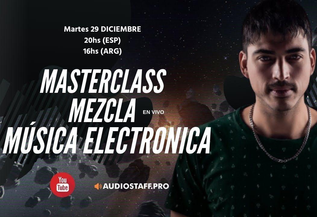 Masterclass gratuita | Techno con PEERK