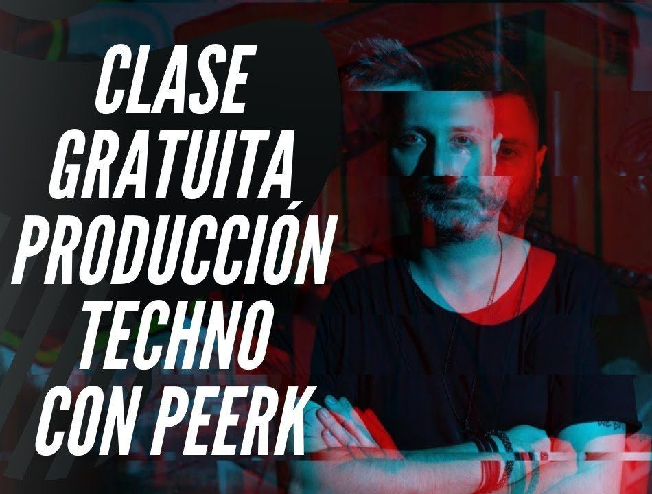 Clase gratuita TECHNO con Demon Noise